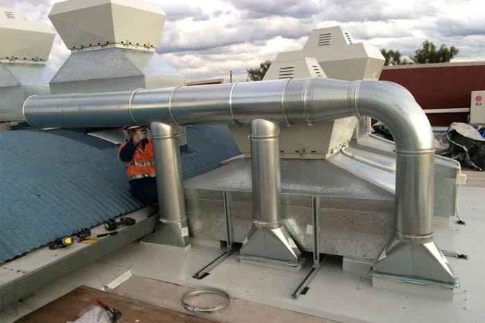 Dysart SPV new system