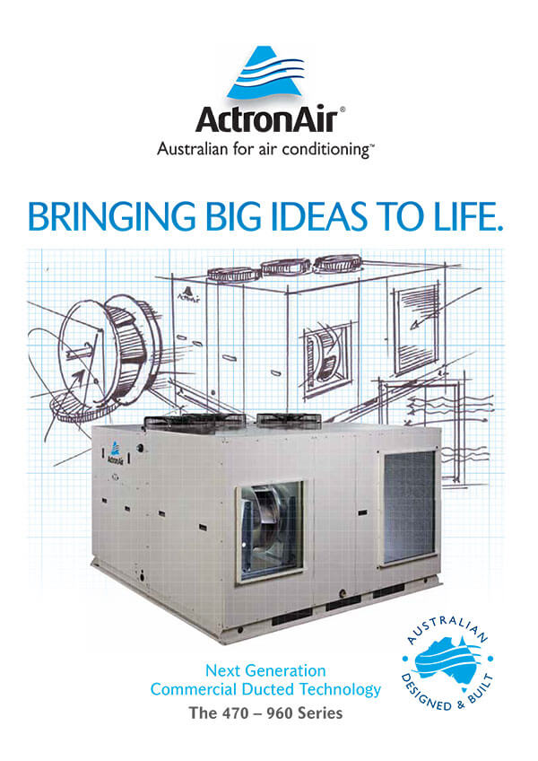 ActronAir Bringing Big Ideas To Life
