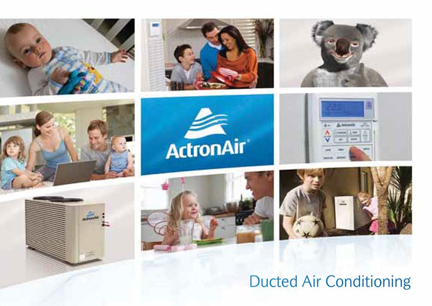 Actron Air Consumer Brochure
