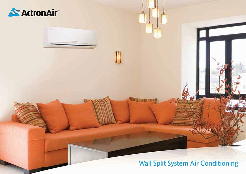 ActronAir Wall Hung Brochure