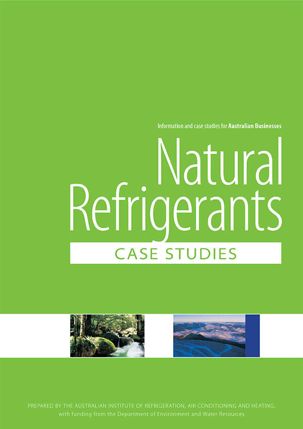 Natural Refrigerants Case Studies